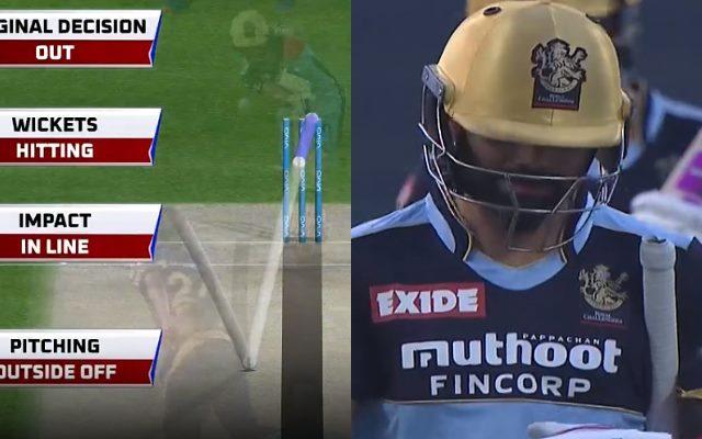 Virat Kohli wicket