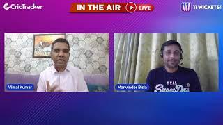 Indian T20 League M-30 : Chennai vs Mumbai Post Match Analysis With Vimal Kumar & Manvinder Bisla