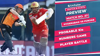IPL 2021: Match 37, SRH vs PBKS Predicted Playing 11, Match Preview & Head to Head Record - Sep 25th