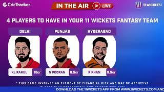 Indian T20 League M-37: Hyderabad vs Punjab Pre Match Analysis With VRV Singh & Vimal Kumar