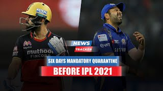 BCCI Directs Six Days Mandatory Quarantine For Players Coming From UK