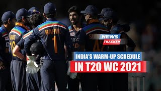 India To Play 2 Warm-up Matches Against England & Australia Ahead Of 2021 T20 World Cup & More News