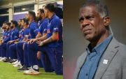 Indian cricket team and Michael Holding