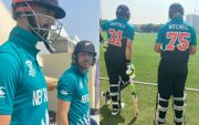 New Zealand T20 World Cup jersey