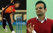 Umran Malik and Irfan Pathan