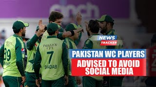 Pakistan Cricketers Asked To Stay Away From Social Media And More News
