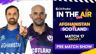T20 World Cup Match 17 Cricket Live Streaming - Afghanistan vs Scotland Pre Match Analysis #T20WC