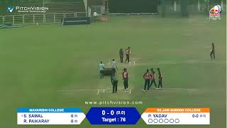 REDBULL CAMPUS CRICKET 2021- BHUBANESWAR vs JAIPUR