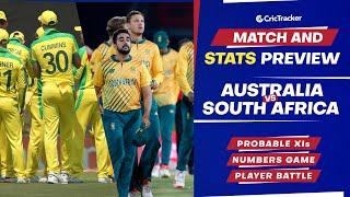 T20 World Cup 2021 - Match 13, Australia vs South Africa, Predicted Playing XIs & Stats Preview