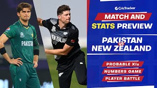 T20 World Cup 2021 - Match 19, Pakistan vs New Zealand, Predicted Playing XIs & Stats Preview