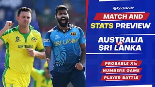 T20 World Cup 2021 - Match 22, Australia vs Sri Lanka, Predicted Playing XIs & Stats Preview